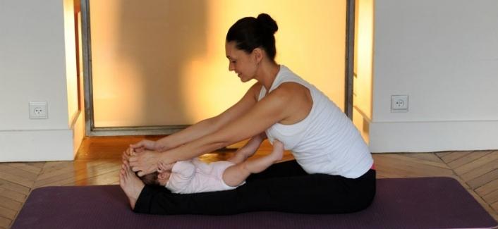 posture yoga grossesse